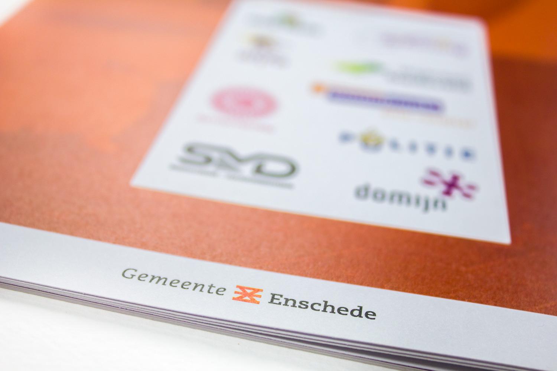 Ontwerp wijkcontracten Gemeente Enschede, back | Studio Index