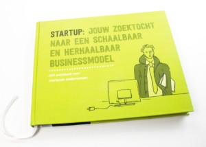 Startup Werkboek voorkant