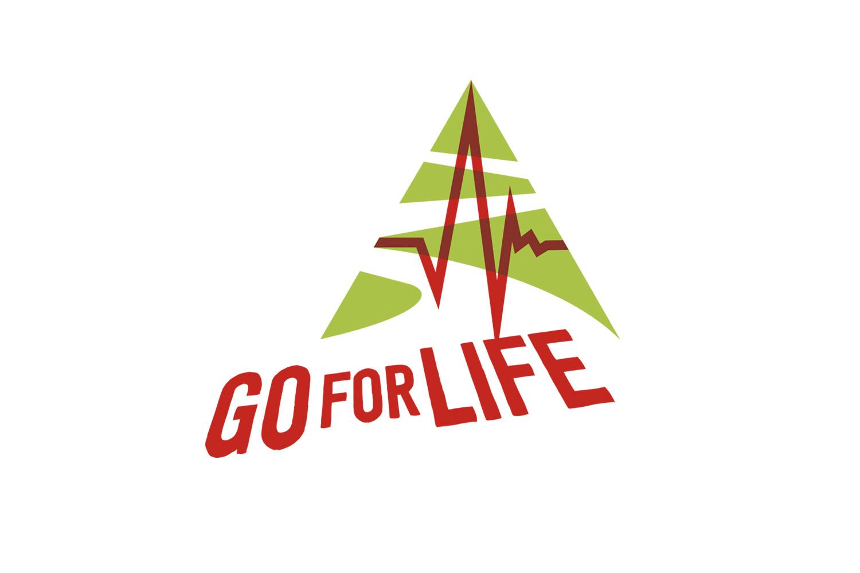 Ontwerp logo team Go For Life | Studio Index